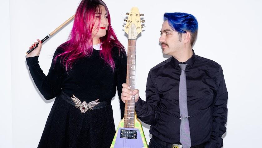 Anastazia Spencer son los almerienses Yoli Sue y Manuel Arny. / Foto: Juan Guerrero