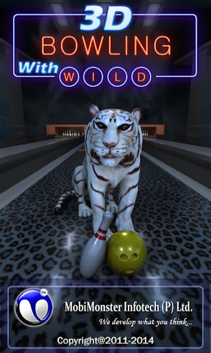 Bowling with Wild modavailable screenshots 1