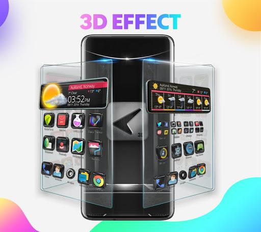 CM Launcher 3D - Themes, Wallpapers screenshot 7
