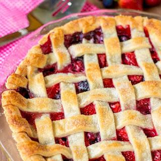 Very Berry Pie.