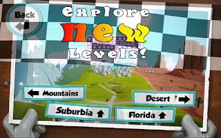 Screenshot of Turbo Grannies FREE