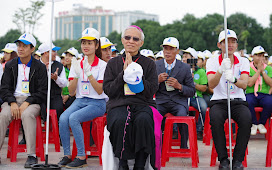Cập nhật Những hình ảnh đẹp về lễ khai mạc Đại Hội Giới Trẻ giáo tỉnh Hà Nội lần thứ XV tại Thanh Hóa