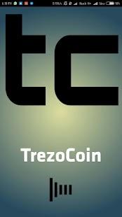 TREZO COIN - náhled
