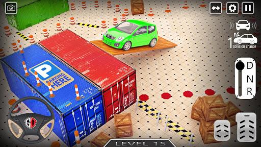 Modern Car Parking Drive 3D Game - Free Games 2020 1.2 apktcs 1