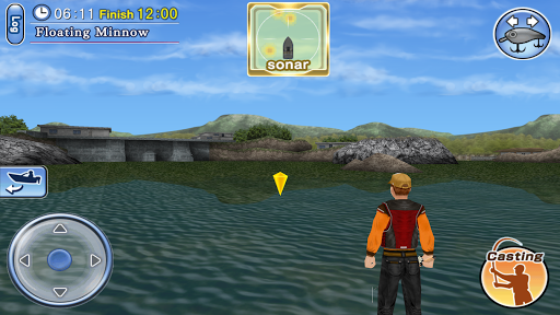 Bass Fishing 3D Free for PC