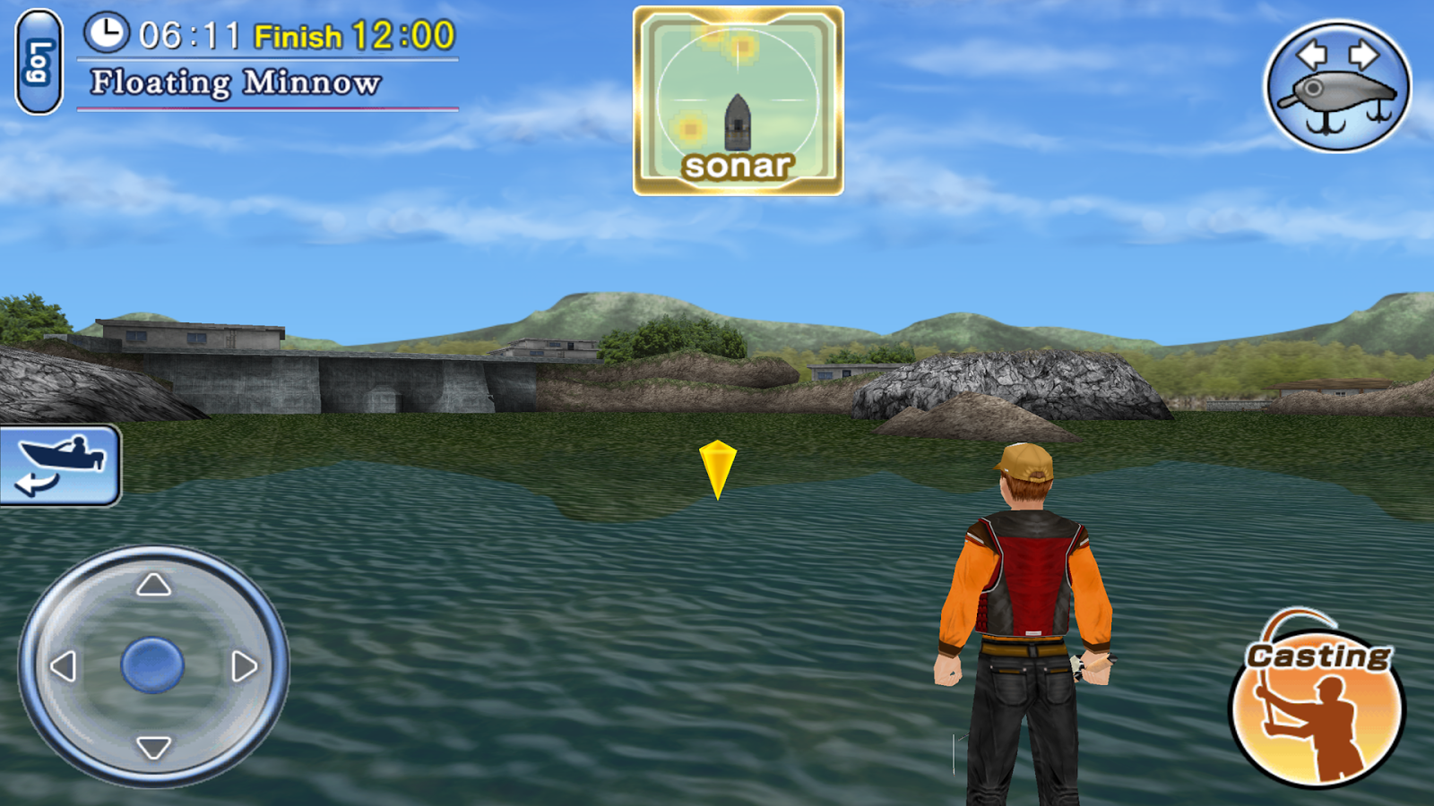 Bass fishing 3d free android apps auf google play for Fishing tournament app