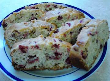 Cran-Orange Chip Bread