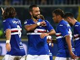 Fabio Quagliarella blijft nog wat langer bij Sampdoria