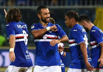 Fabio Quagliarella de retour en sélection italienne à 36 ans