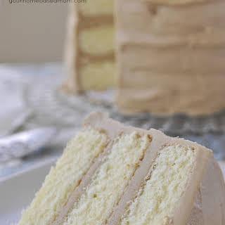 Caramel Cake.