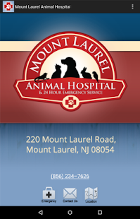 Mount Laurel Animal Hospital- screenshot thumbnail