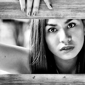 by Russell Baguasan - People Portraits of Women