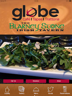 Globe Cafe & Blarney Stone- screenshot thumbnail