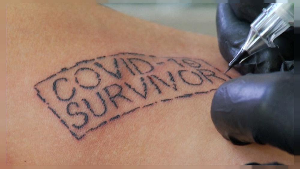Tatuajes gratis en México para los supervivientes de la COVID-19 | Euronews