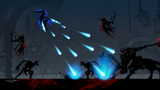 Shadow Knight Premium: Stickman & Fighting Game 1.1.290 screenshots 19