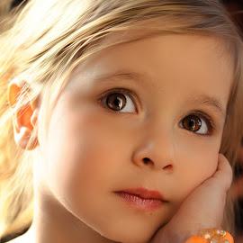 little miss by Julian Markov - Babies & Children Child Portraits ( ofera )