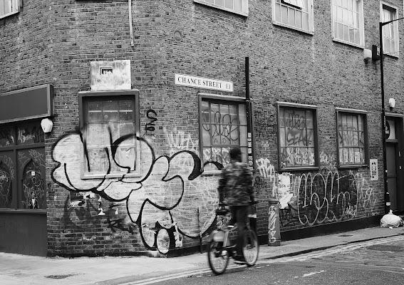 Chance street London di oiseneg