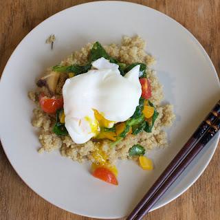 Vegetarian Eggs Benedict Spinach Recipes