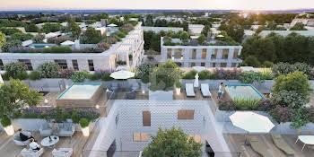 Appartement 4 pièces 116,47 m2