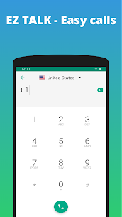 EZ Talk – Global Call Free, Second Phone Number App Download For Android 5