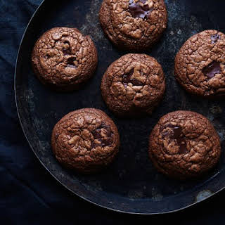 South African Chocolate Pepper Cookies.