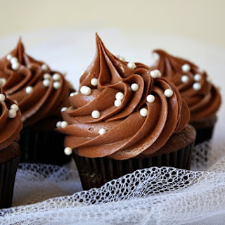 Chocolate Buttercream Frosting.