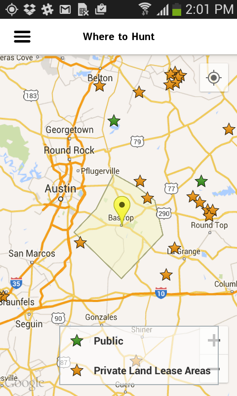 Texas Outdoor Annual- screenshot