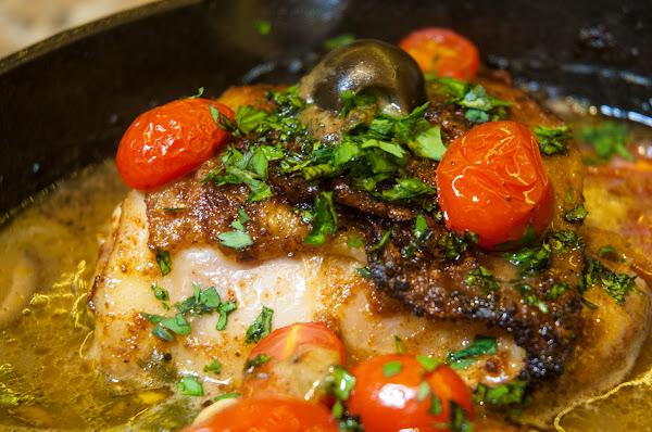 Cilantro & Chili Chicken Recipe