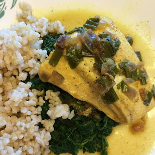 Thai Halibut Curry Recipe, Gluten and Dairy Free
