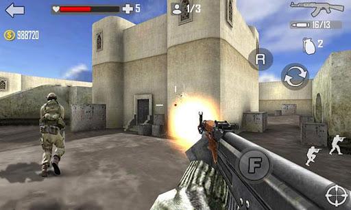 Shoot Strike War Fire 1.1.8 screenshots 13