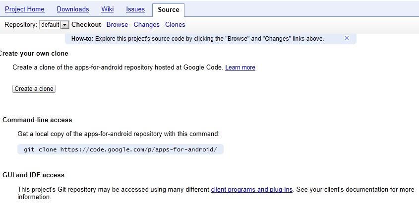안드로이드 앱 개발에 유용한 오픈소스 사이트 소개-2