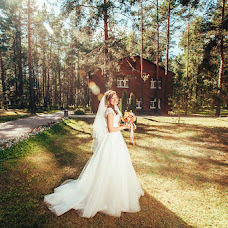 Wedding photographer Irina Kraynova (Photo-kiss). Photo of 05.01.2016