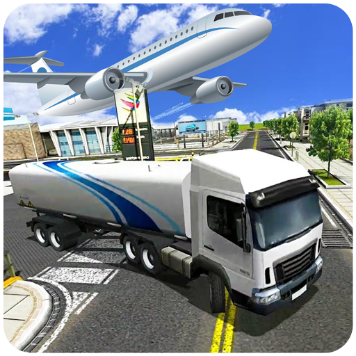 App Insights: Airplane Flight 3D: Cargo Delivery Truck