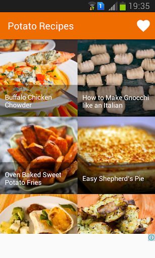 Potato Recipes 2.0 screenshots 2