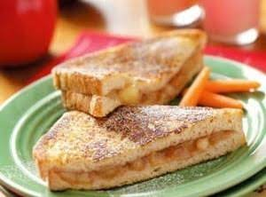 Apple Pie Sandwich Recipe