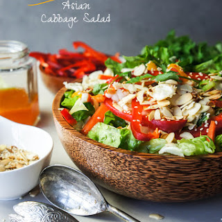 Addictive Asian Cabbage Salad