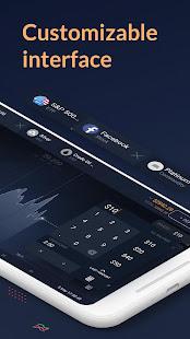 Trading platforms for efts