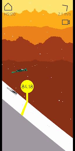 Lux Ski Jump  captures d'écran 2