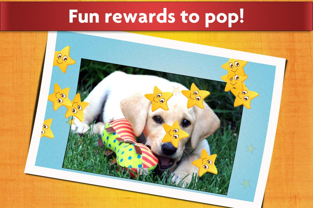 dogs jigsaw puzzles game for kids u0026 adults android apps on