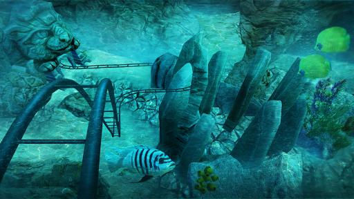 VR Roller Coaster Temple Rider  screenshots 15