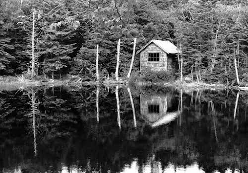 Appalachian Trail by State // A Pond in Massachusetts - Photo by: Greg Seymour