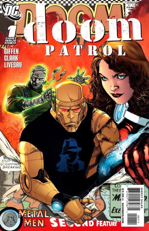 Doom Patrol (2009) - complete