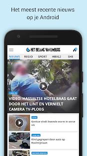 HBVL - Het Belang van Limburg - náhled