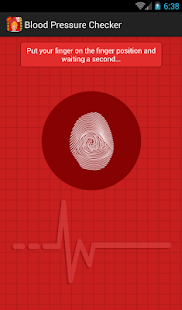 Lastest Finger Prank Blood Pressure APK for Android