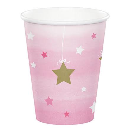 Muggar Twinkle twinkle rosa