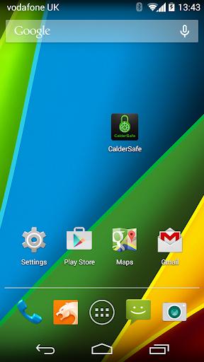 CalderSafe-Mobile