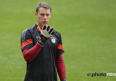 Neuer absent pour l'amical entre l'Italie et l'Allemagne