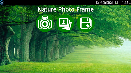 Nature Photo Frame - Apps on Google Play
