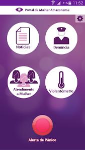 Portal da Mulher Amazonense screenshot 0