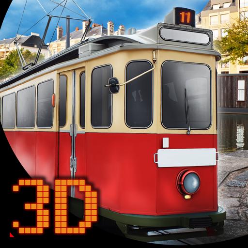 Euro Tram Driver Simulator 3D 模擬 App LOGO-APP開箱王